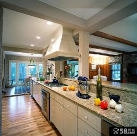家庭设计厨房吊顶图片