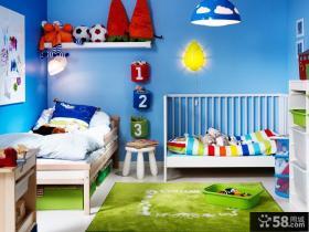小户型儿童房间设计效果图片
