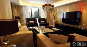 优质客厅电视背景墙装修效果图大全2013图欣赏