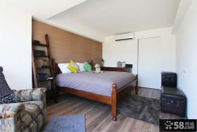 简单家装卧室设计效果图片