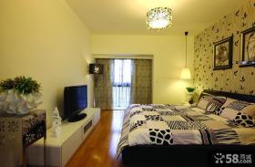 10平米卧室壁纸装修效果图欣赏