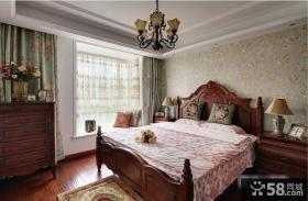 欧式古典风格卧室图片欣赏