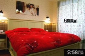 10平米婚房卧室装修效果图