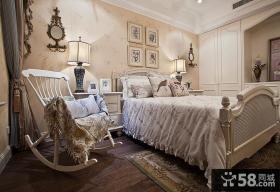 欧式女生卧室装修图2014