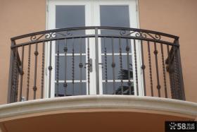 阳台护栏效果图片