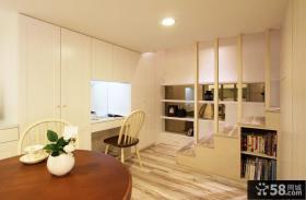 复式公寓室内装修效果图大全
