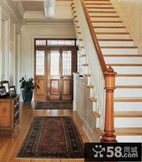 楼梯扶手装修效果图