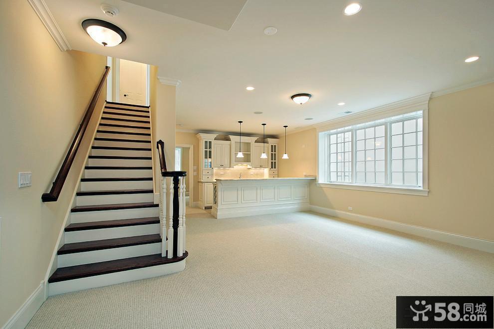别墅地下室装修效果图大全2015图片