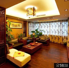 优质中式别墅设计样板房