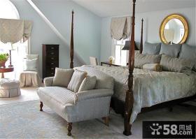 楼房卧室装修设计图