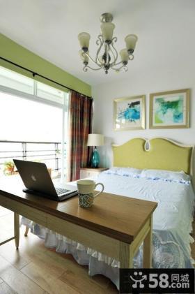 卧室小阳台装修效果图欣赏