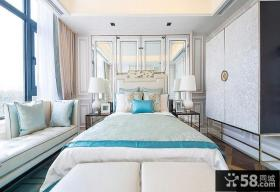 新古典风格卧室家居装饰设计效果图片