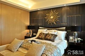 现代风格家装卧室设计效果图
