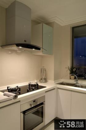 2013优质开放式厨房设计效果图