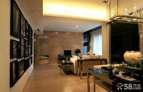 90平米现代风格两室一厅装修图大全