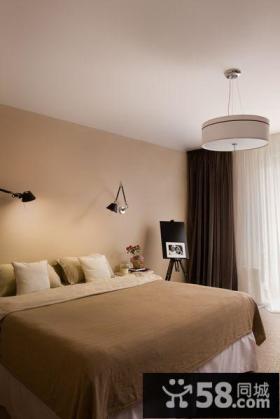 时尚现代设计复式卧室装修效果图