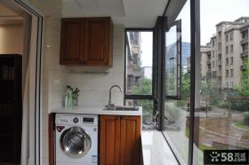 现代家装生活阳台设计