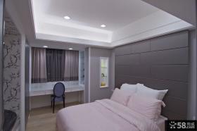 简单卧室设计效果图大全