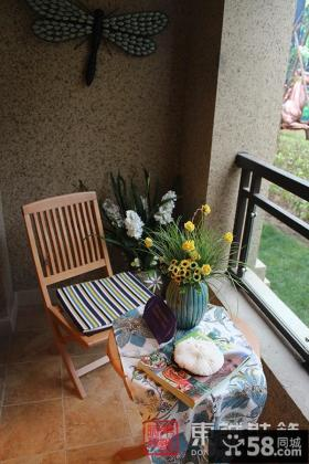 卧室小阳台装修效果图片欣赏