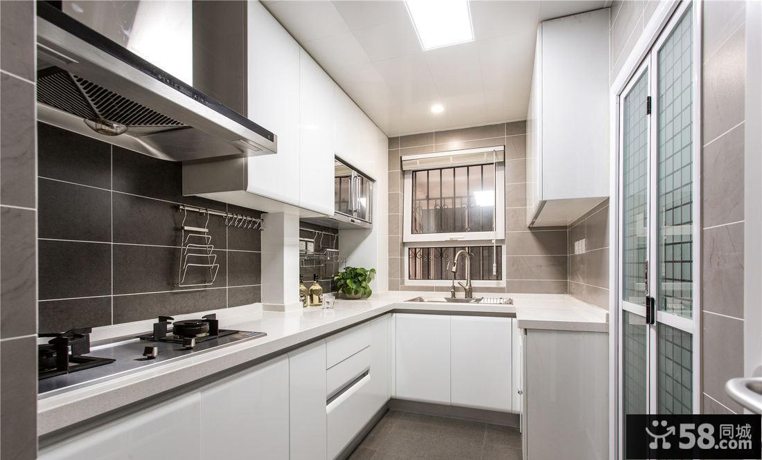宜家风格厨房室内设计效果图