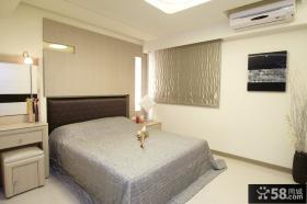 优雅简约家居卧室设计装修效果图