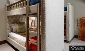 时尚美式风格小卧室装修效果图
