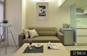 现代复式户型公寓装修效果图欣赏