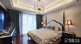 新古典风格室内卧室装修图片