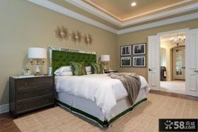 简欧卧室装饰设计图