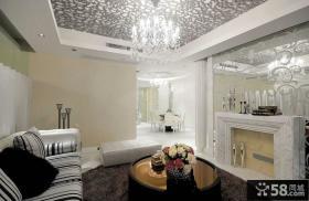 现代家居设计两室两厅大全