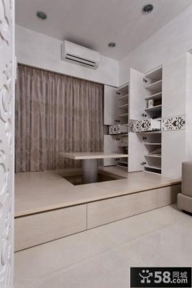 简约风格家庭休闲区装修