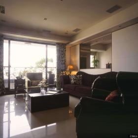 现代风格美式装修沙发设计