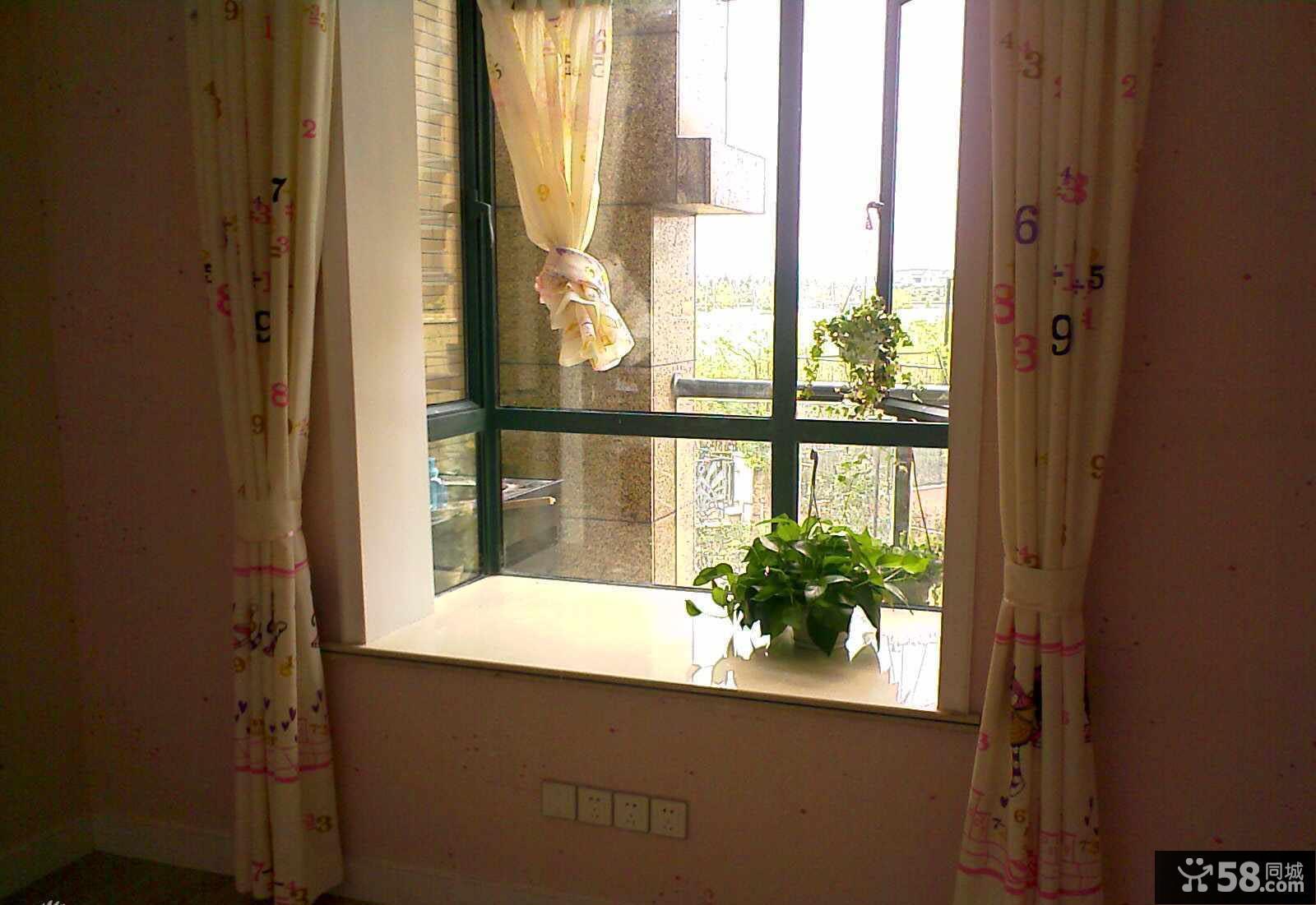 【室内飘窗设计】 - 58同城装修效果图大全