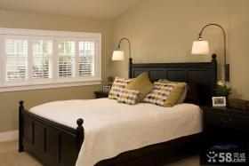 欧式简约小户型卧室装修效果图