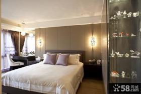 简约风格卧室装饰效果图片