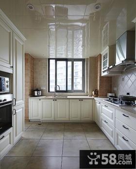 家装设计6平米厨房橱柜大全
