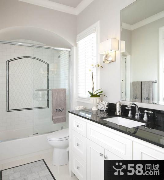 房子卫生间装修图片