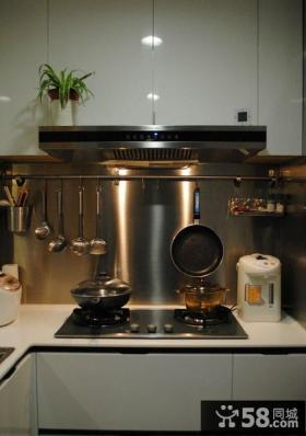 现代中式设计风格厨房参考图
