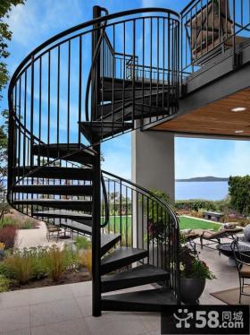 室外楼梯设计图