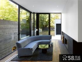 时尚现代别墅装修设计效果图