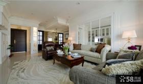 美式风格别墅沙发家居图片