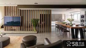 家居装修设计室内客厅电视背景墙2015