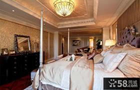 欧式豪华时尚卧室图片