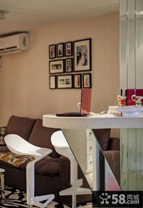 现代风格沙发背景墙图片