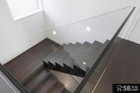 山间豪宅别墅楼梯设计