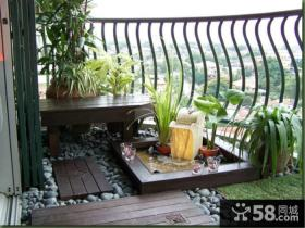 阳台设计效果图片大全欣赏