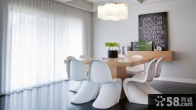 家庭装修设计时尚餐厅图片