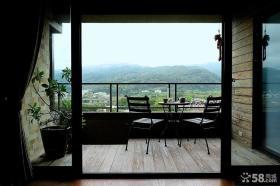 家装阳台设计效果图片欣赏