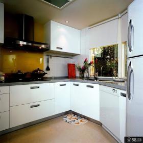 现代中式风格家居设计厨房