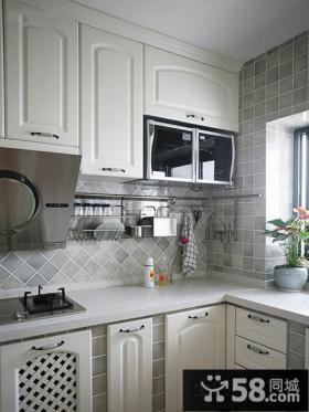 家庭设计室内厨房图片欣赏2014大全